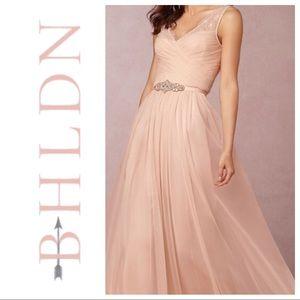 BHLDN Hitherto Fleur Dress
